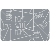 Sweet home grau