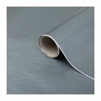 Metallic brush silber