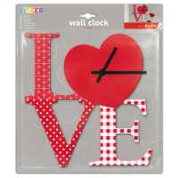 O´Deco Clock Love