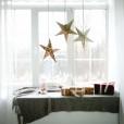 Static window stripes Winter Homes