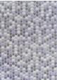 Ceramics Hexagon grau