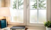 Fensterfolien statisch