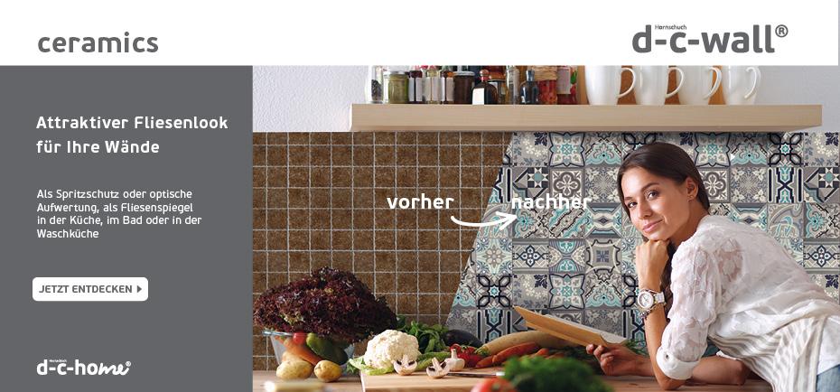 Deko-Folien, Klebefolien und Tischdecken online kaufen - d-c ...